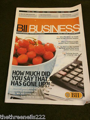 Bii Business - Food Price Inflation - May 2011