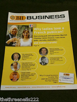 Bii Business - French Publican - Sept 2008