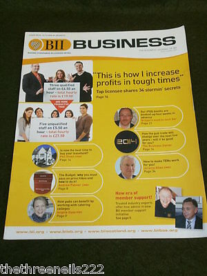 Bii Business - Increase Profits In Tough Times - March 2009
