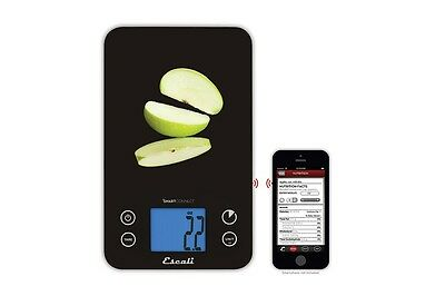 Escali SmartConnect Kitchen Scale with Bluetooth LE