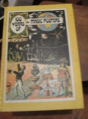 100 Years of Magic Posters- Hardbound, Great condition