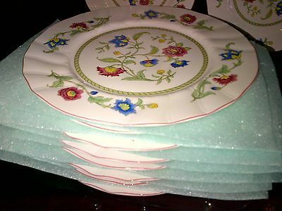 5-Piece Villeroy Boch Fine China Persia Place Setting. PERFECT.MINT. Never used.