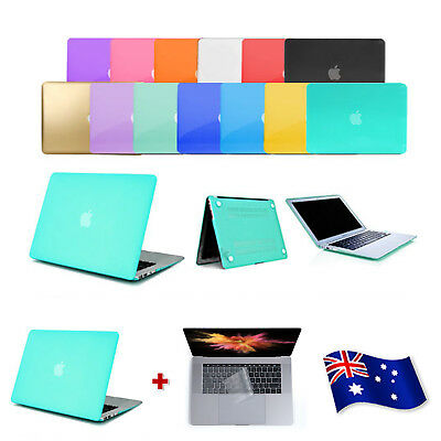 "For Apple Macbook Air 11"" 13"" Pro Retina 12"" Crystal Hard Case Keyboard Cover"