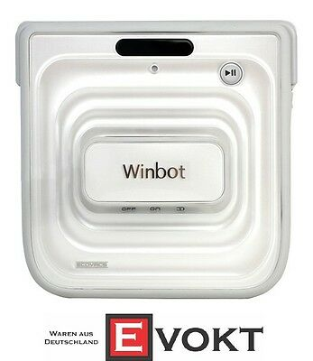 Ecovacs WinBot W730 Window Cleaning Robot Remote Control NEW