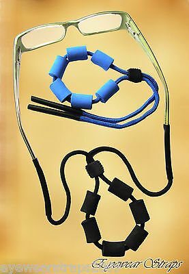 Adjustable Toggle Glasses Sunglasses Floating Safety Band Strap For Water Sports