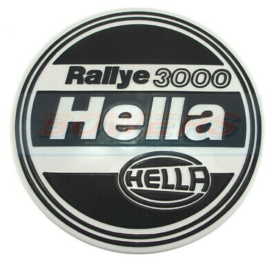 New Genuine Hella Rallye 3000 Protective Front Spot Fog Driving Lamp Light Cover