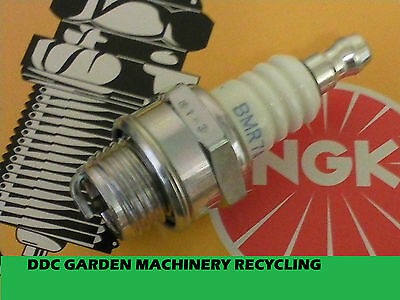 BPMR7A NGK SPARK PLUG FITS SOME CHAINSAW, STRIMMERS see listing for fitment