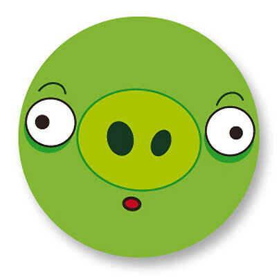 """Pin Button Badge Ø25mm 1"""" Angry Birds Game Jeux Cartoon"""