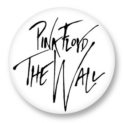 "Pin Button Badge Ø25mm 1"" Pink Floyd Rock Progressif Psychédélique Roger Waters"