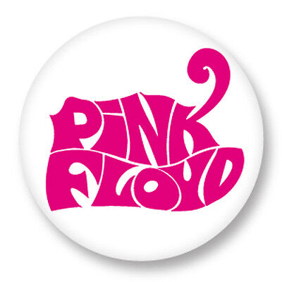 Pin Button Badge Ø38mm Pink Floyd Rock Progressif Psychédélique Roger Waters