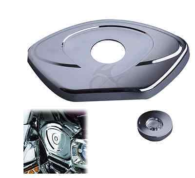 Chrome Timing Chain Cover For Honda GL1800 GOLDWING 01-13 02 03 04 05 06 07 08