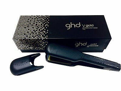 NEW ghd V Hair Straightener Latest MK5 GOLD MAX/WIDE Plate ghd Approved Stockist