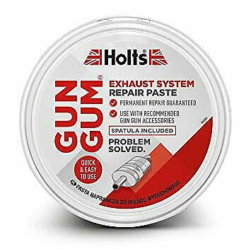 Holts Gun Gum Exhaust repair PASTE - Gas tight silencer repair paste 200g GG2R