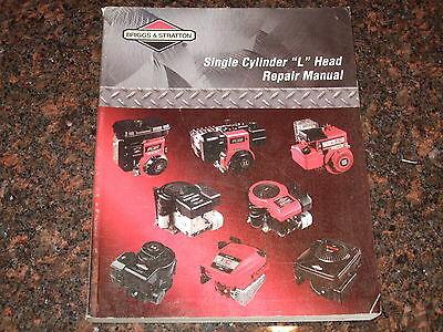 Briggs stratton l head single cylinder engine service shop briggs stratton l head single cylinder engine service shop repair manual fandeluxe Image collections