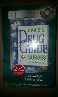 Davis' drug guide for nurses tenth edition