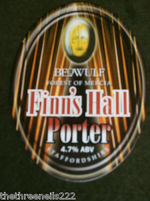 Beer Pump Clip - Finn's Hall Porter