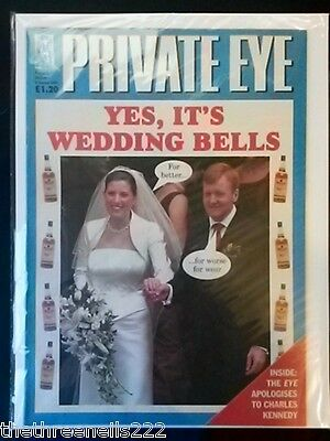 Private Eye #1059 - Charles Kennedy - Aug 2002
