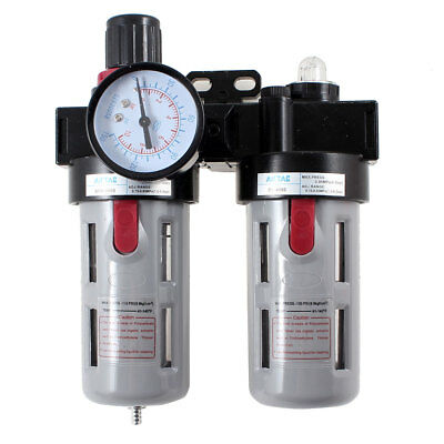 BFC-4000 Air Source Treatment Filter Regulator Lubricator Combination