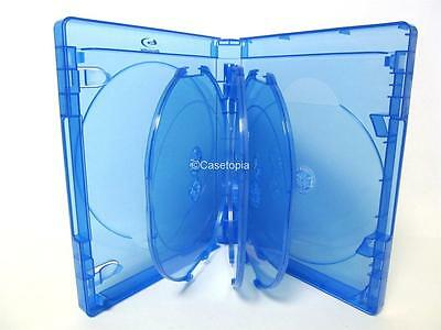 NEW! 2 VIVA ELITE 7-Disc Premium Blu-ray Cases - Holds 7 Discs