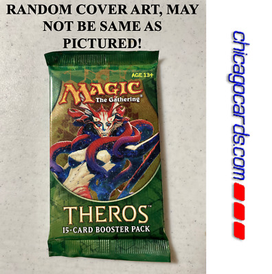 Magic the Gathering MTG Theros 15-card Booster Pack English Factory Sealed New
