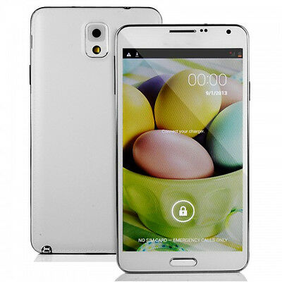 """5.5"""" Android 4.2.2 4Core 1191.73MHz ROM 4GB Unlocked Quad Band AT&T 3G/2G SJ817"""
