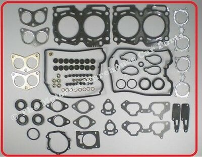 Cosworth Uprated Head Gaskets 0.8MM Fits Subaru Impreza WRX /& STi EJ20 92-07