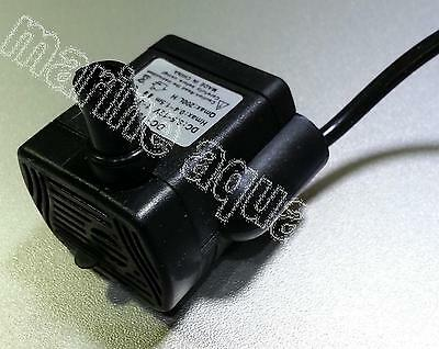 AQUARIUM 200 LH 12v PUMP, POND, SPONGE, AUTO TOP UP, FISH TANK, MARINE, SUMP • EUR 13,16