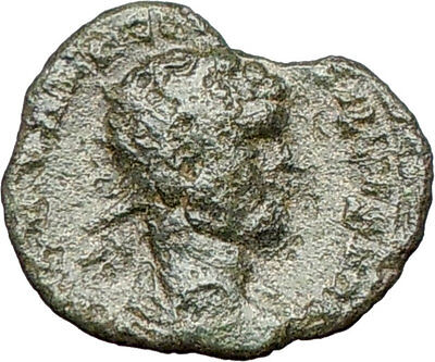 Quintillus 270AD Ancient Roman Coin Fortuna Cult Luck Wealth Symbol i28006