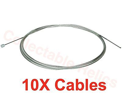 10 Road MTB Bike Stainless Steel Gear Inner Cable SS Bicycle Shimano Sram 1.2mm