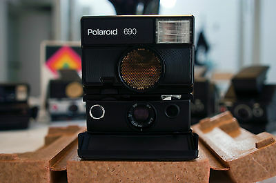 Polaroid Srl 690 - Perfect Condition - Exc +++++ !!!!!!