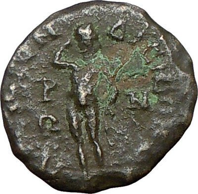 SEVERUS ALEXANDER Ancient Roman Coin Nude VENUS Love Fertility  Very Rare i20478