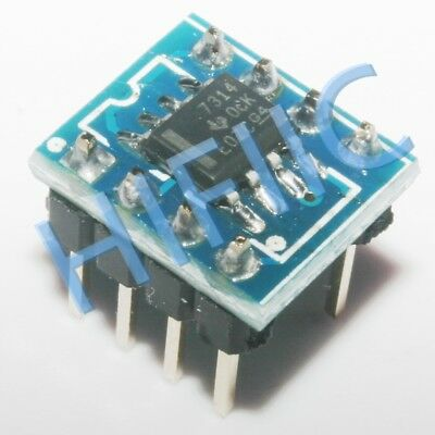 1PCS THS7314DR 7314 ON DIP ADAPTER