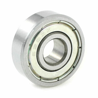 628ZZ Deep Groove Radial Double Row Ball Bearing 8x24x8mm