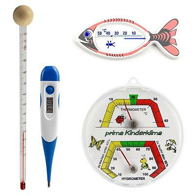 Set Kinder Fieber und Bade Bad Thermometer Fieberthermometer