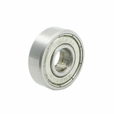 8mm x 22mm x 7mm Shielded Single Row Deep Groove Ball Bearing 608ZZ