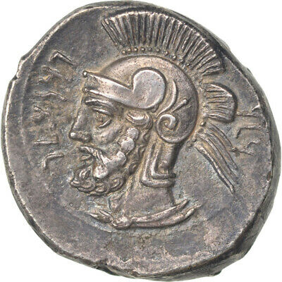 [#61613] Cilicia, Satrape Pharnabazes (378-374 BC), Baaltars, Stater, 378-374