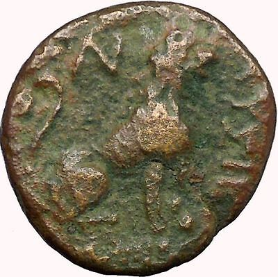 Lysimacheia in Thrace 309BC Ancient Greek Coin LION APOLLO Healer Cult   i33988