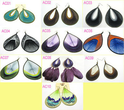 New Pick a pair of Ethnic Charm Simple Fashion Earring Big Earrings