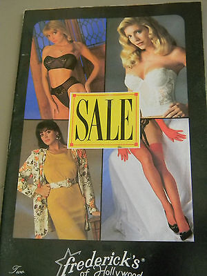 Frederick's Of Hollywood- No 161-201 -  Vintage Lingerie, Clothes