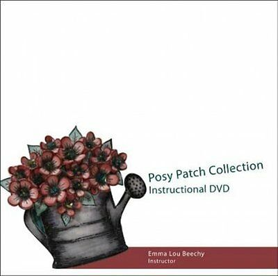 Posy patch Collection Instructional DVD