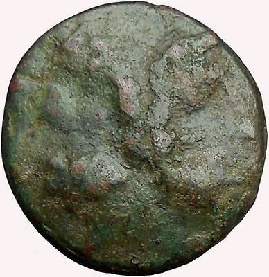 Thessalonica 88BC Rare Greek Coin JANUS CENTAURS part man part horse i33620