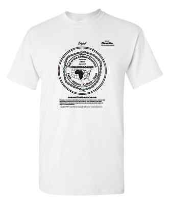 Seal of the African American T-Shirt / Honoring Black History