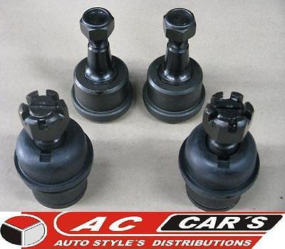 Dodge Ram Pick 2500 2500HD 3500 4WD; Upper & lower Ball Joints Fast Shipping