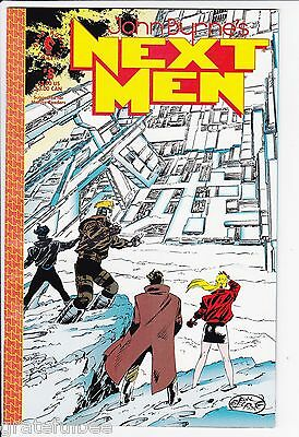 Lot of 4 - John Byrne's Next Men #1, #2, #3 & #8 / M4 #2 (Flip Book) - MATURE