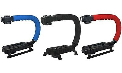 Vivitar U-Grip Professional Camera/Camcorder Action Stabilizing Handle Bracket