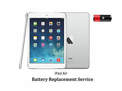 Apple iPad Air 5th Gen A1474 A1475 Battery Repair Replacement Service