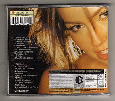 Thalia - GREATEST HITS   - 2  CD LIMITED EDITION EU - SEALED MINT
