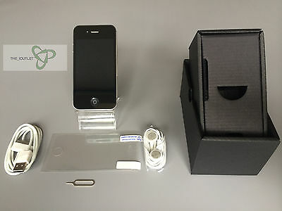 Apple iPhone 4s - 16 GB - Black (Unlocked) Grade A