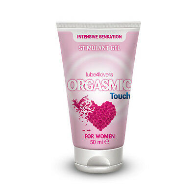 lubrificante intimo STIMOLANTE SESSUALE gel ORGASMIC TOUCH FOR WOMEN 50 ML