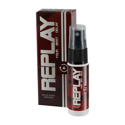 sexy shop lubrificante SPRAY RITARDANTE REPLAY YOUR BEST DELAY INTIMATELINE 20ml